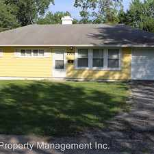 Rental info for 7701 E. 110th St. in the Ruskin Heights area