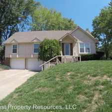 Rental info for 901 NW Chestnut Circle