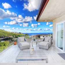 Rental info for Highly upgraded soft contemporary home with spectacular ocean,and Catalina views