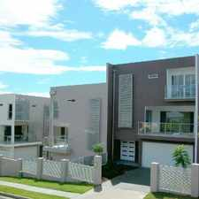 Rental info for MODERN MORNINGSIDE TOWNHOUSE in the Brisbane area