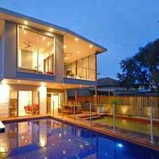 Rental info for STUNNING CONTEMPORARY HOME in the Seven Hills area