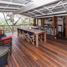 Rental info for RENOVATED FAMILY HOME WITH COVERED REAR DECK in the Brisbane area