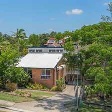 Rental info for SPACIOUS FAMILY HOME NEXT TO LARGE PARKLAND in the Brisbane area