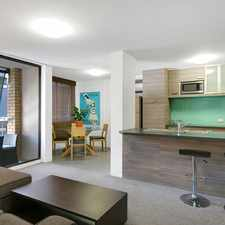 Rental info for STYLISH FULLY FURNISHED 2 BEDROOM APARTMENT IN SMALL COMPLEX