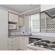 Rental info for This open plan 3 bedroom unit is in excellent location