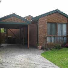 Rental info for A very spacious place to call home! in the Melbourne area