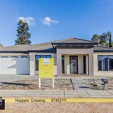 Rental info for Beautiful Family Home For Lease in the Melbourne area
