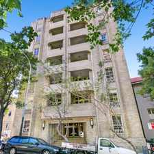 Rental info for Oversized Two Bedroom Apartment In Sought After Location