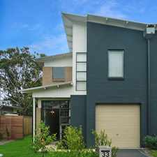 "Rental info for Modern townhouse in ""Kingfisher Grove Estate"" in the Shortland area"