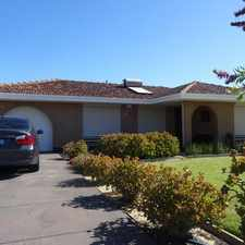 Rental info for Neat 3 BEDROOM HOME WITH LOTS OF PARKING