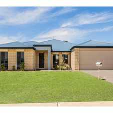 Rental info for PRICE REDUCED!!!! Beautiful Large & Secure Byford Property!!