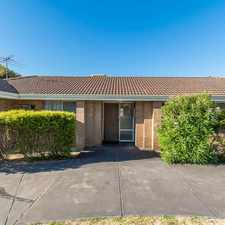 Rental info for A VERY NEAT 3 BEDROOM 1 BATHROOM HOME! in the Perth area