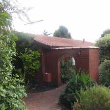 Rental info for Spacious family home in excellent location in the Perth area