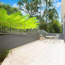 Rental info for **Application and Holding deposit received** in the Warrawee area