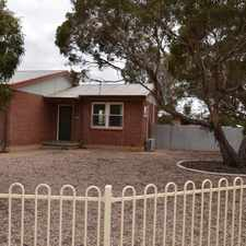 Rental info for 3 Bedroom Maisonette in the Whyalla area