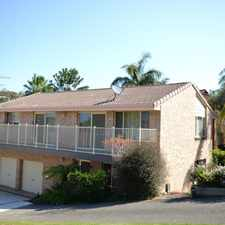 Rental info for INSPECTION - MON 14 AUG 12.20PM - 12.30PM in the Coffs Harbour area