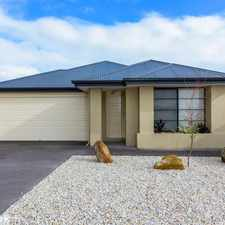 Rental info for Brand New Beachside Home in the Dawesville area