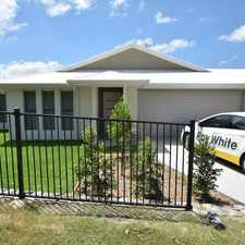 Rental info for Modern 3 Bedroom Home in Parklakes II in the Sunshine Coast area