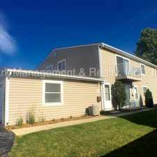 Rental info for Tinley Park - 2 Bed, 2 Bath + Attached Garage
