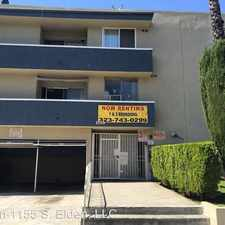 Rental info for 1155 S. Elden Ave. in the Pico Union area