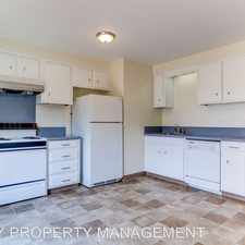 Rental info for 2717 SE Chestnut Street