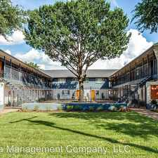 Rental info for 4618 Reiger Avenue in the Dallas area