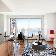 Rental info for New York By Gehry