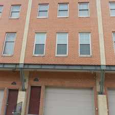 Rental info for 105 Pilgrim Landing in the Federal Hill - Montgomery area