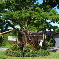 Rental info for 4970 Northwest 4th Avenue in the Boca Raton Hills area