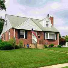 Rental info for 98 Rodmor Rd Havertown Four BR, Longing for that charming home