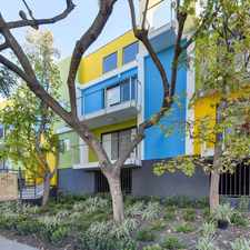 Rental info for Croft Plaza Apartments in the West Hollywood area