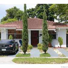 Rental info for 3151 Southwest 25th Street in the Northeast Coconut Grove area