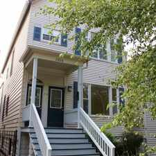 Rental info for 2926 North Seeley Avenue #1 in the Roscoe Village area