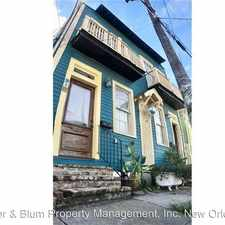 Rental info for 962-64 Felicity St. in the New Orleans area