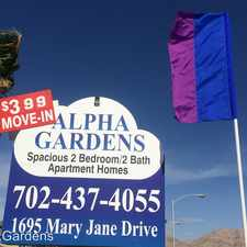 Rental info for 1695 Mary Jane dr # 211 in the North Las Vegas area
