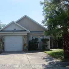 Rental info for 8301 Iberia Place