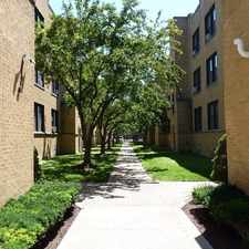Rental info for 1617-1633 West Belmont in the Chicago area
