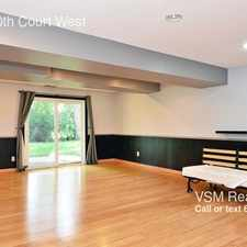 Rental info for 7438 170th Court West