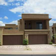 Rental info for 27000 N. Alma School Pkwy # 1032