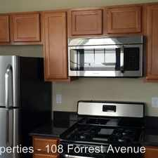 Rental info for Apartment 3 108 Forrest Avenue in the Philadelphia area