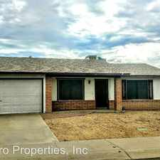 Rental info for 17837 N. 48th Ave.