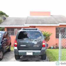 Rental info for This a very clean well maintained duplex. Nice property! Granite kitchen. Updated bathrooms. Back yard space. Move in ready! Won't last. A must see! in the South Miami Heights area