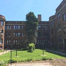 Rental info for 4615 N Ashland Ave in the Ravenswood area