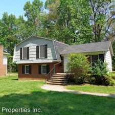 Rental info for 6222 Bridlewood Lane in the Eastway area