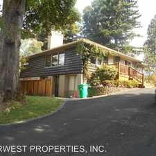 Rental info for 5302 SE LOGUS RD in the Milwaukie area