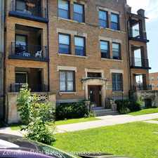 Rental info for 4843 S. Michigan Ave. in the Bronzeville area