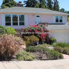 Rental info for Well Located, Well Maintained Oakland Hills Home 4 Rent in the Redwood Heights area