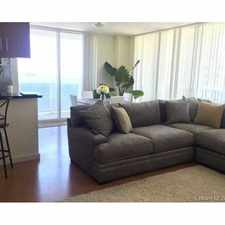 Rental info for 601 Northeast 23rd Street #603 in the Wynwood-Edgewater area