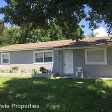 Rental info for 1320 Triangle Dr