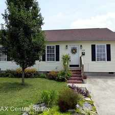 Rental info for 1626 Oakfield Avenue in the Campostella Heights area